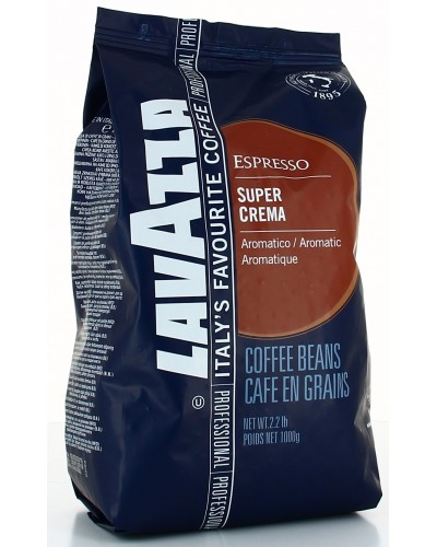 Lavazza Super Crema Grain X01