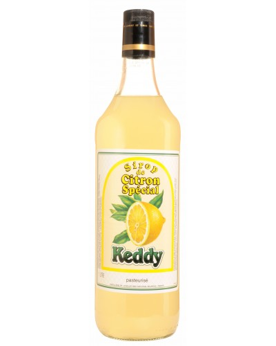 Bout.Sirop Keddy Citron Special-1 L