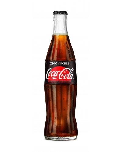 Coca Cola Zero Vc33 X24
