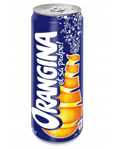 Boite Orangina (Bt33) X24
