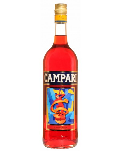Campari Bitter 25 ° 100CL Vp X0
