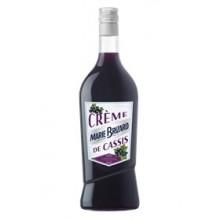 Creme Cassis Marie Brizard 15° 1L