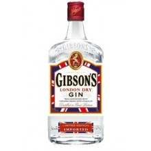 Gin Gibson'S 37.5 ° 70CL X01