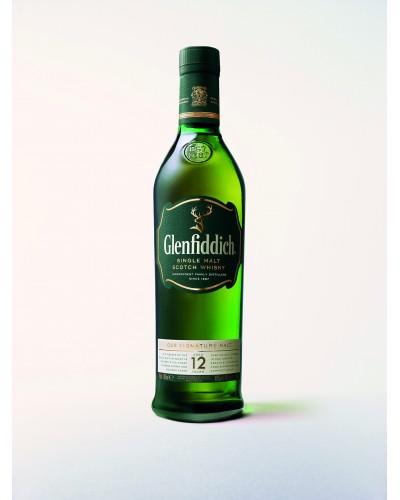 Whisky Glenfiddich 12Ans 70CL 40 °