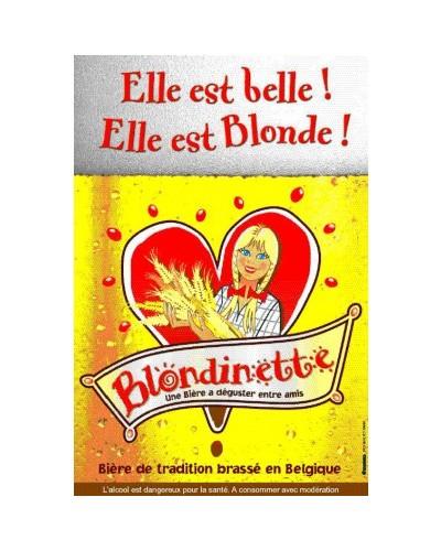 BLONDINETTE FUT 30L